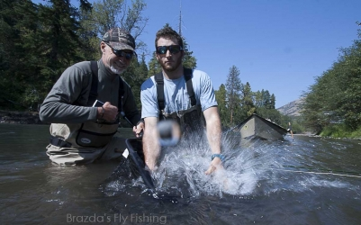 2012 Fall Steelhead -Salmon